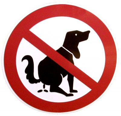 """Hundegeschäft"" nicht erlaubt"