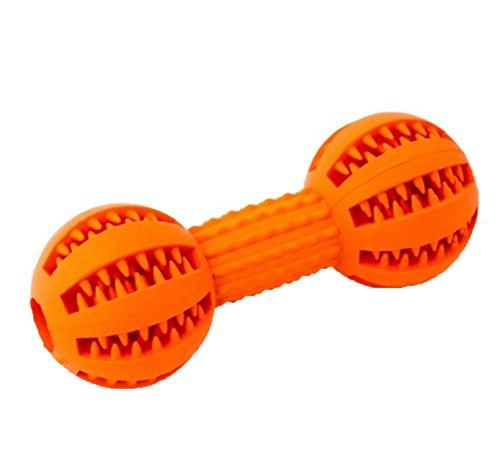 Hundeball - Dentalball von Vicstar - aus Naturkautschuk