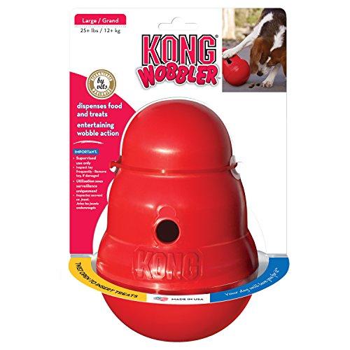 Kong Hundespielzeug Wobbler, befüllbar