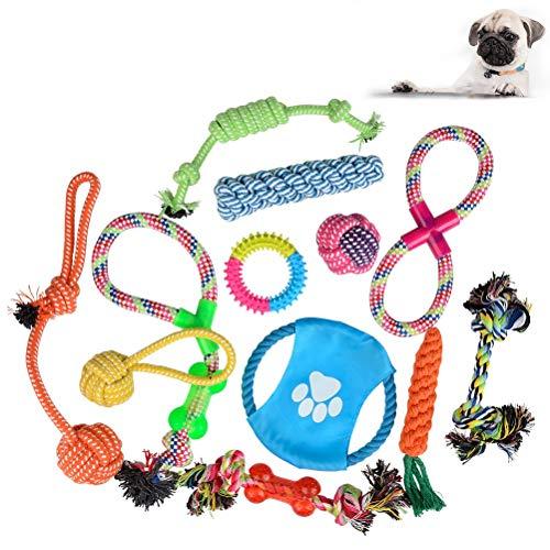 Interaktives Spielzeug Baumwollknoten Spielset