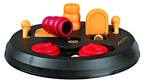 Trixie Dog Activity Flip Board Strategiespiel