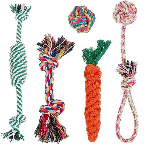 Lictin Seil Spielzeug für Hunde