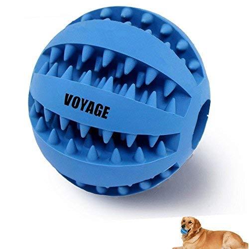 Hundespielzeug Ball von Voyage aus Naturkautschuk